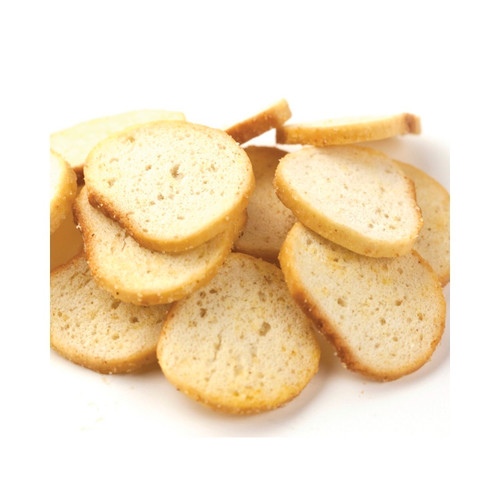 Garlic Bagel Chips 10lb View Product Image