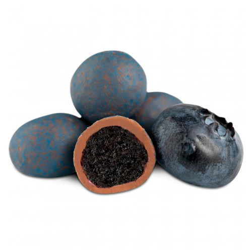 Milk Chocolate Blueberries 10lb