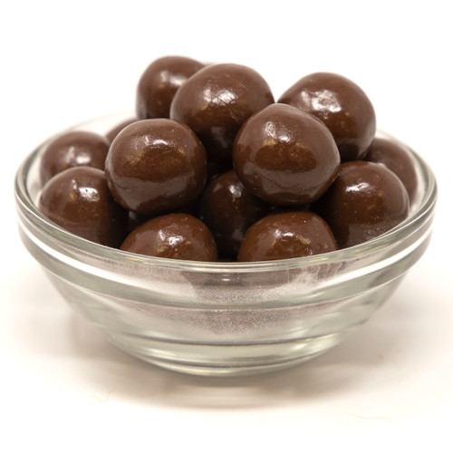 Milk Chocolate Malt Balls 20lb