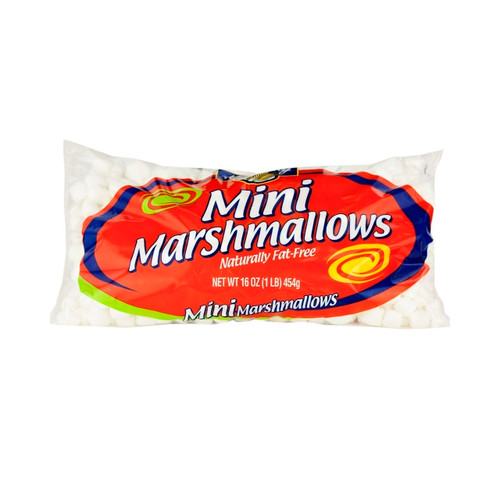 Mini Marshmallows 12/16oz