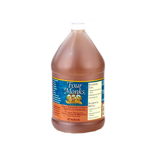 Apple Cider Vinegar, 5% Acidity 4/1gal View Product Image