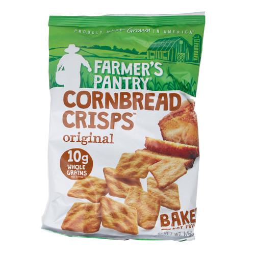 Cornbread Crisps Original 12/6oz