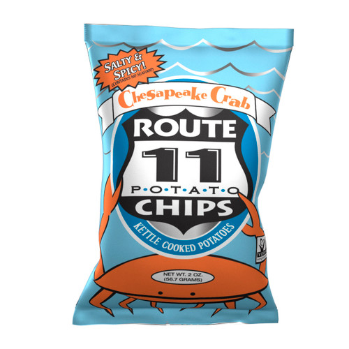 Chesapeake Crab Chips 30/2oz