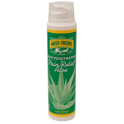 Deep Penetrating Pain Relief Aloe 12/7oz