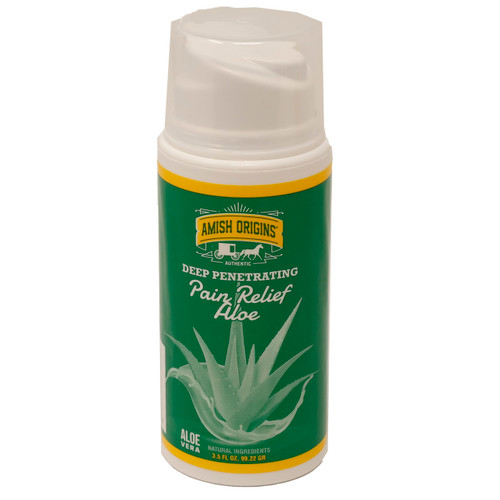 Deep Penetrating Pain Relief Aloe 12/3.5oz