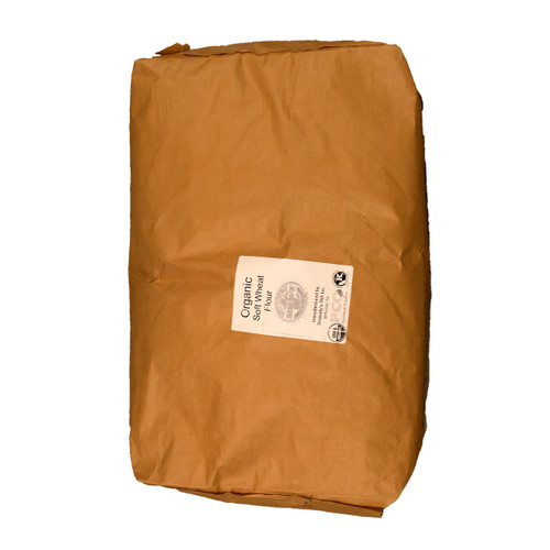 Organic Pie & Pastry Flour 50lb