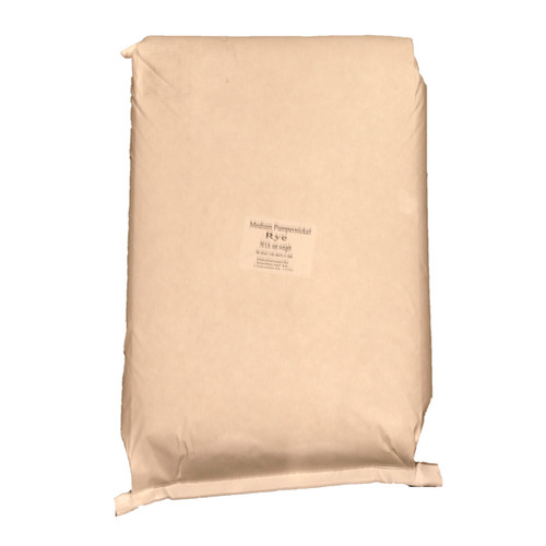 Medium Pumpernickel Rye Flour 50lb