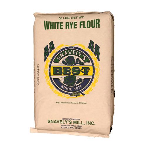 White Rye Flour 50lb