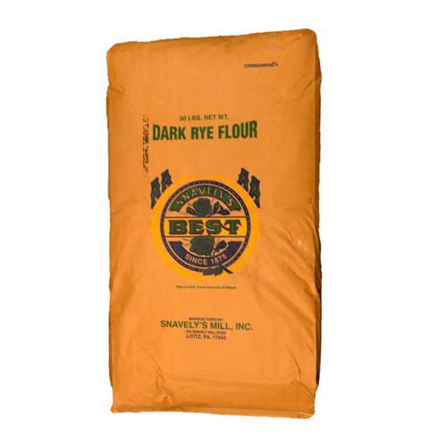 Dark Rye Flour 50lb