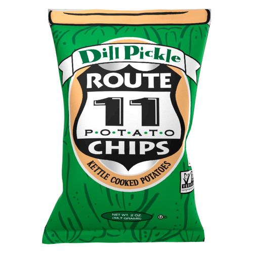 Dill Pickle Chips 30/2oz