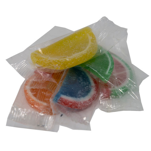 Wrapped Assorted Fruit Slices 10lb