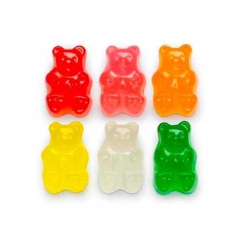 Sugar Free Assorted Gummi Bears 2/5lb