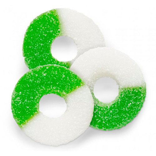 Apple Gummi Rings 4/4.5lb