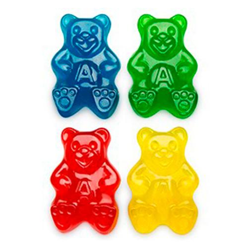 Gummi Papa Bears 4/5lb