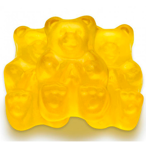 Mighty Mango Gummi Bears 4/5lb