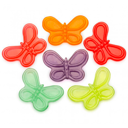 Gummi Butterflies 4/5lb