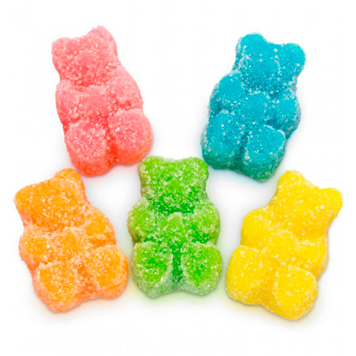 Beeps Bright Gummi Bears 4/4.5lb