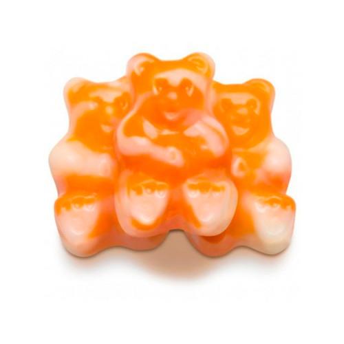 Gummi Bears, Orange Cream Bearsicles 4/5lb