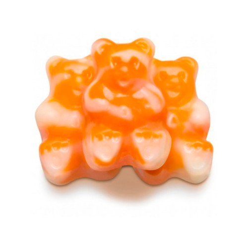 Gummi Bears, Orange Cream Bearsicles 4/5lb