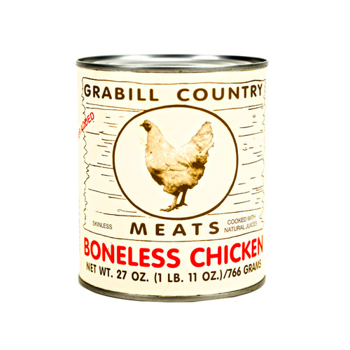 Chicken Chunks 12/27oz