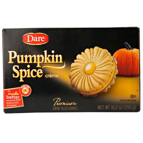 Pumpkin Spice Creme Cookies 12/10.2oz