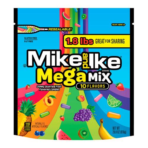 Mike & Ike Mega Mix Bag 6/1.8lb