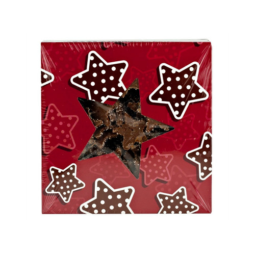 Chocolaty Stars 8/2lb