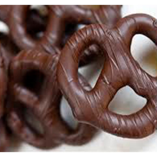 Dark Chocolate Mini Pretzel 15lb