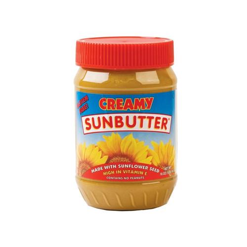Creamy Sunbutter 6/1lb
