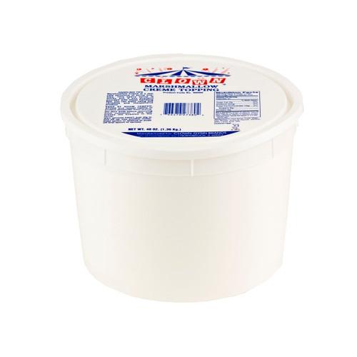 Marshmallow Creme 6/1gal