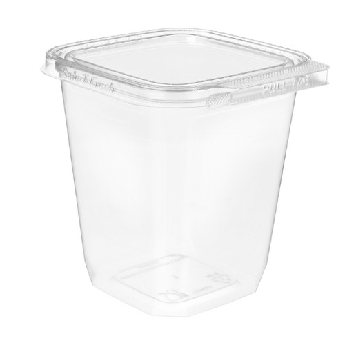 Safe-T-Fresh SquareWare Containers TS4032 264/32oz