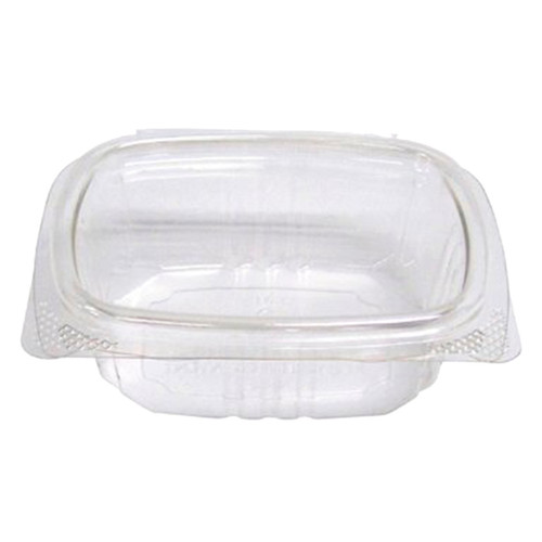 Clear Hinged Container 400/4oz