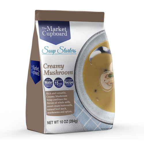 Creamy Mushroom Soup Starter 6/10oz