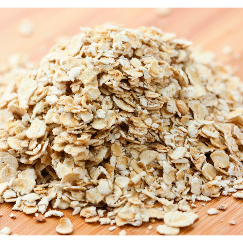 Organic Quick Oats 25lb View Product Image