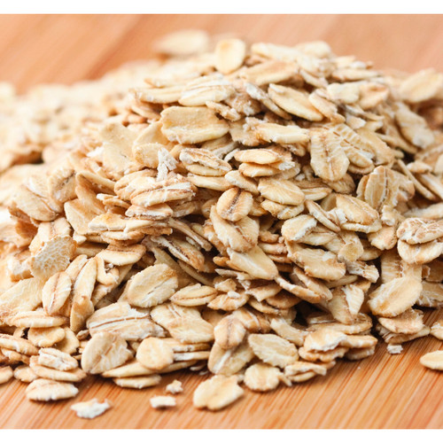 Organic Rolled Oats #5 25lb View Product Image