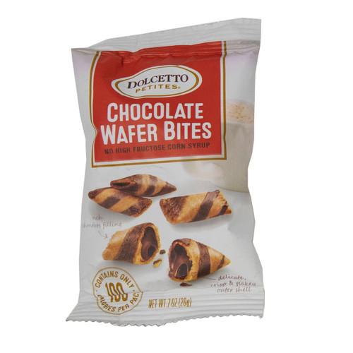 Chocolate Wafer Bites 24ct
