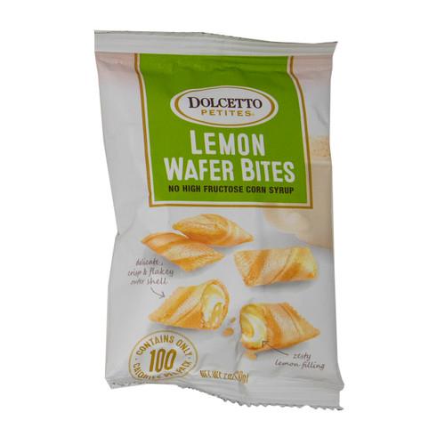 Lemon Wafer Bites 24ct