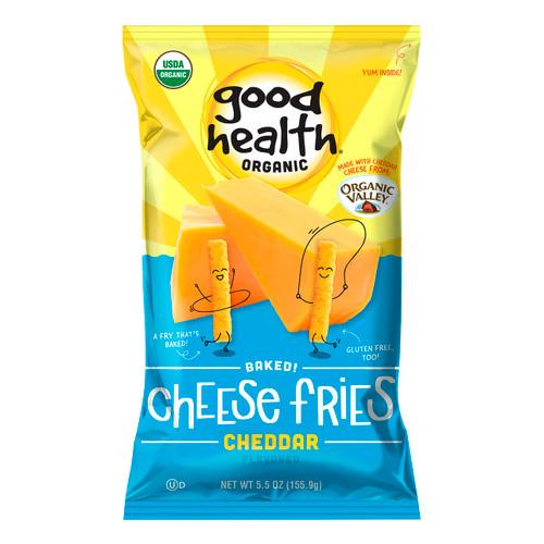 Organic Cheddar Cheese Fries 12/5.5oz
