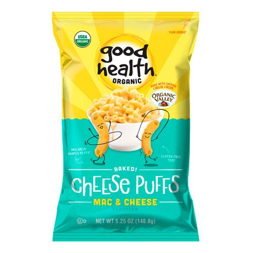 Organic Mac & Cheese Puffs 10/5.25oz