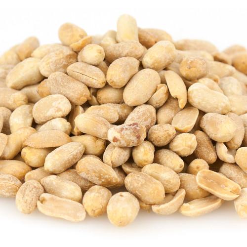 Peanuts, Roasted & Salted 15lb