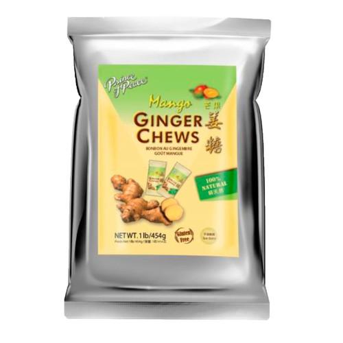 Mango Ginger Chew 12/1lb