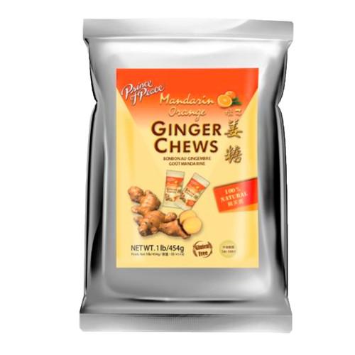 Orange Ginger Chew 12/1lb