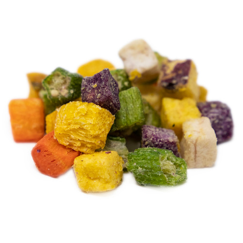 Mixed Vegetable Dices 6/4lb View Product Image