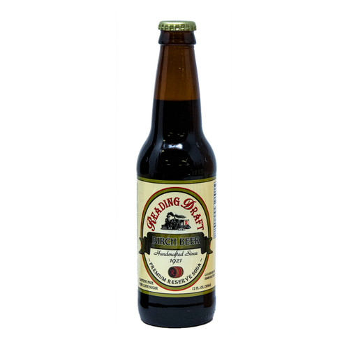 Reading Soda Works Birch Beer Soda 12/12oz View Product Image