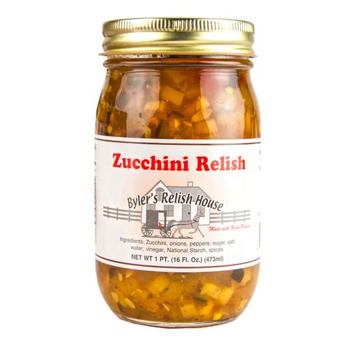 Zucchini Relish 12/16oz View Product Image