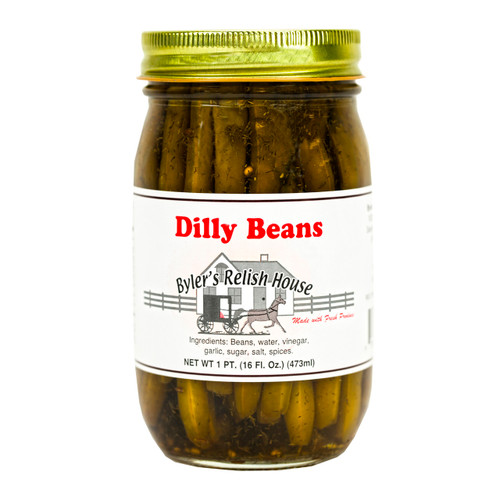 Dilly Beans 12/16oz View Product Image