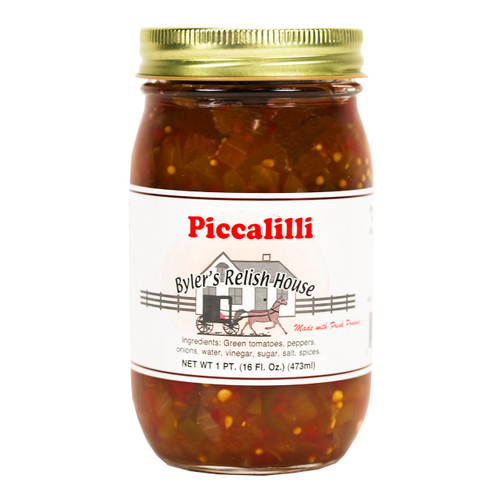 Piccalilli 12/16oz View Product Image