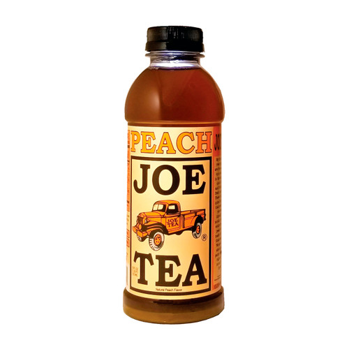 Peach Tea (Plastic) 12/18oz View Product Image