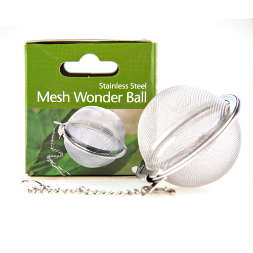 """2"""" Mesh Ball with Chain 6ct View Product Image"""