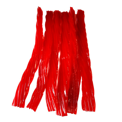 Jumbo Licorice Twists, Cinnamon 12/8oz View Product Image
